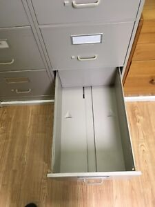Legal size 4 drawer file cabinets
