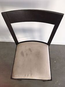 Dining chairs Thornlands Redland Area Preview