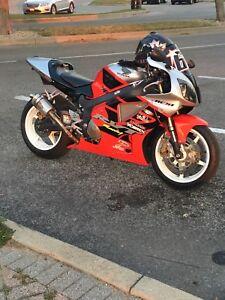 RVT  1000R Honda rc51