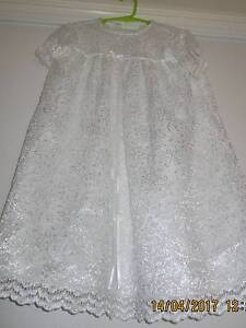 Christening Gown for 6-12 month old Deception Bay Caboolture Area Preview