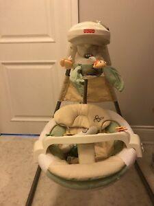 Fisher Price - Baby Cradle Swing