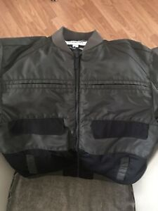 Tags On - Men's Highline Bomber Jacket Size Small