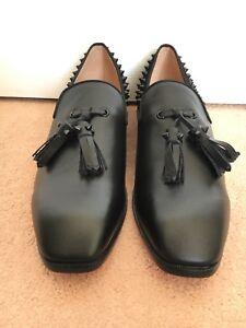 Christian Louboutin Dandelion Tassel Leather/Half Spike