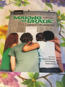 Making The Grade A Guide To Study And Success