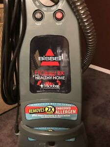 Bissell Proheat 2x rug deep cleaning system