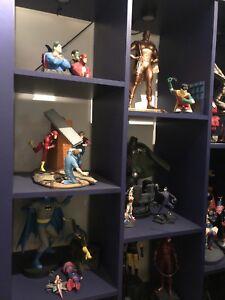 DC comic /DC direct /WB statues
