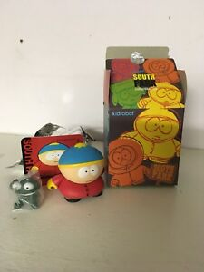 Kidrobot South Park Cartman and Kenny Figures