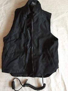WOMEN'S HEATED MOTORCYCLE VEST - SOLD