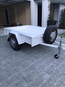 TRAILER BOX 6X4 TILT BODY GALVANISED calls or txt only Byford Serpentine Area Preview