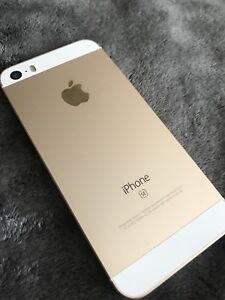 Unlocked IPhone SE Gold Edition 16GB for sale!