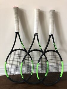 Wilson Blade 98 countervail - 3 Frames in 8/10 condition