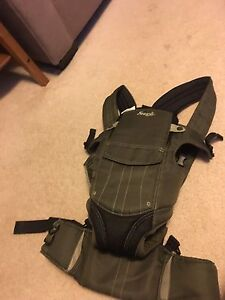 Snugli front/back baby carrier