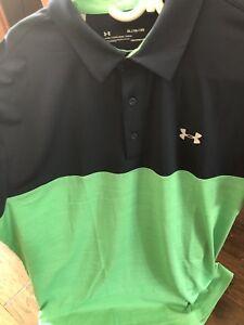 Under Armour Golf Shirt XL - NWOT