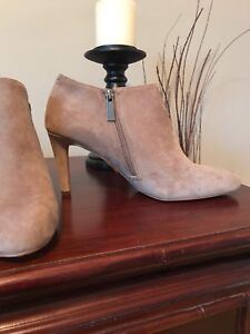 Vince Camuto Suede Leather Boots