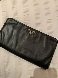 461c62df56fcb3 Genuine PRADA saffiano large wallet | Accessories | Gumtree ...