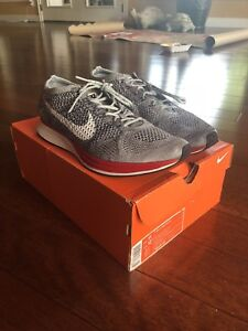 """Nike Flyknit Racer - Size 11 """"No Parking"""" Colourway"""