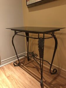 Decorative Hall Table