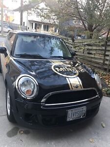 2011 Mini Cooper Gold Chrome