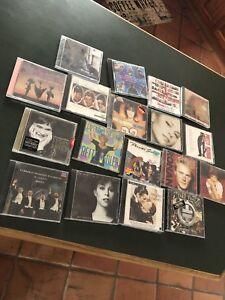 CD various titles
