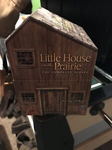 Little House on the Prairie Box Set of DVD's