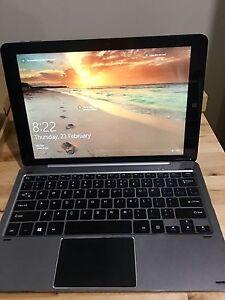 "12"" Intel Atom Tablet, Windows 10, Keyboard and Stylus Belconnen Belconnen Area Preview"