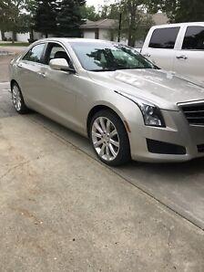 2013 Cadillac ATS4 All wheel drive senior owned
