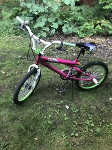 Girls Bicycle - ages 6 to 12
