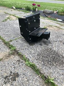 """2"""" receiver for lawn tractor"""
