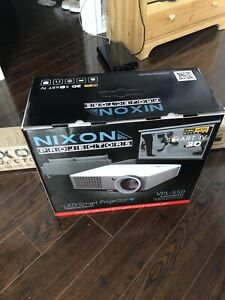 Nixon projectors 72 inch screen