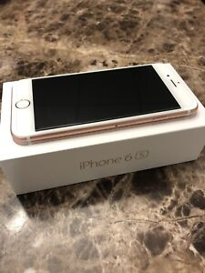 Iphone 6S 128g avec Rogers
