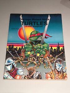 TMNT (Teenage Mutant Ninja Turtles) RPG Game Books