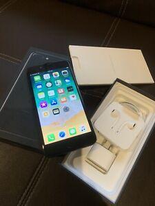 iPhone 7 Plus 128 gb jet black excellent condition