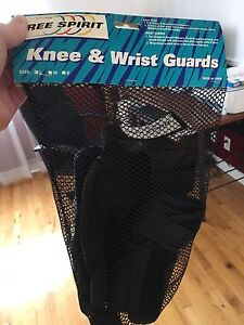 Knee and wrist guards