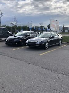 1998 Prelude **120,000kms** Clean survivor STOCK no winters