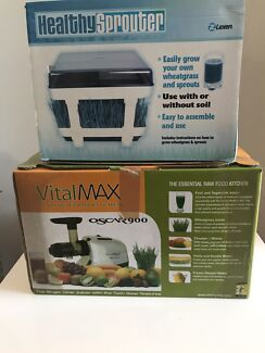 Vital Mix Juicer & Sprouter