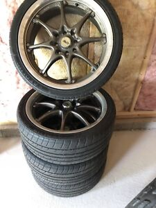 Mags D.a.i 17'' 4x114-4x100 universel