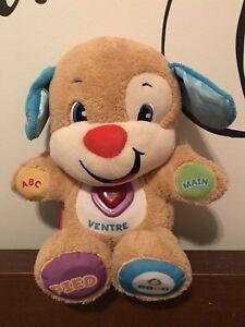 Chien interactif Fisher Price puppy