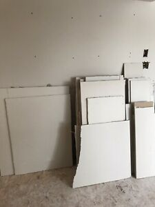FREE - 5/8 Fire-code drywall pieces