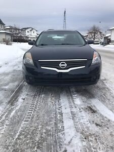 2007 Nissan Altima $5000 or Trades for  SUV