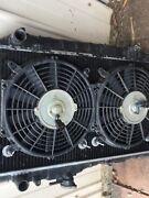Ae86 radiator with fans  Onkaparinga Hills Morphett Vale Area Preview