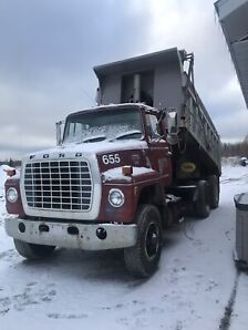 Ford Dump Truck Sell or Swap