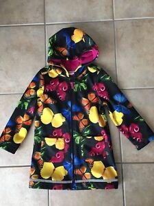 Girls size 4-5 Lullahbette Spring coat