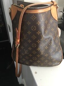 Authentic Louis Vuitton Odeon