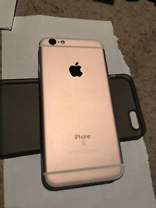 iPhone 6s - 64g - rose gold