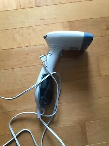 Conair Super Steam handheld fabric steamer