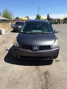 2004 Nissan Quest mini. Van