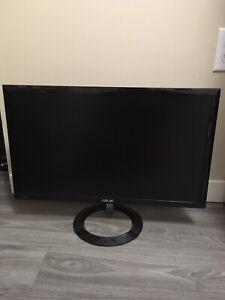Écran d'ordinateur 23 pouces 1080p HD