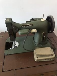 Sewing table / machine CHALLENGE
