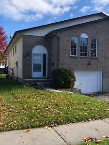 West Park 3 Bedroom Semi Available November 1st