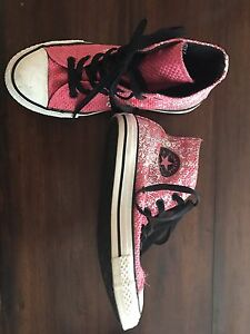 Converse All Star US sizing 5 Alexandra Hills Redland Area Preview